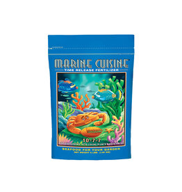 Hydrofarm Marine Cuisine Dry Fertilizer, 4 lbs.