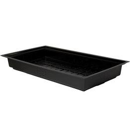 Hydrofarm Black Flood Table/Tray, 2'x4'