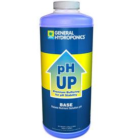 General Hydroponics GH pH Up - Quart