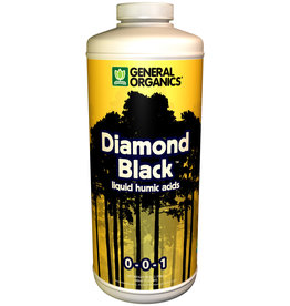 General Organics Diamond Black 1 qt