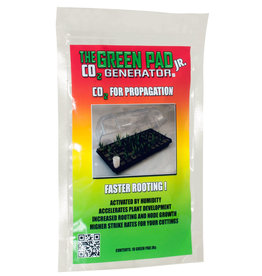 Green Pad Green Pad Jr CO2 Generator Contains 10 Pads
