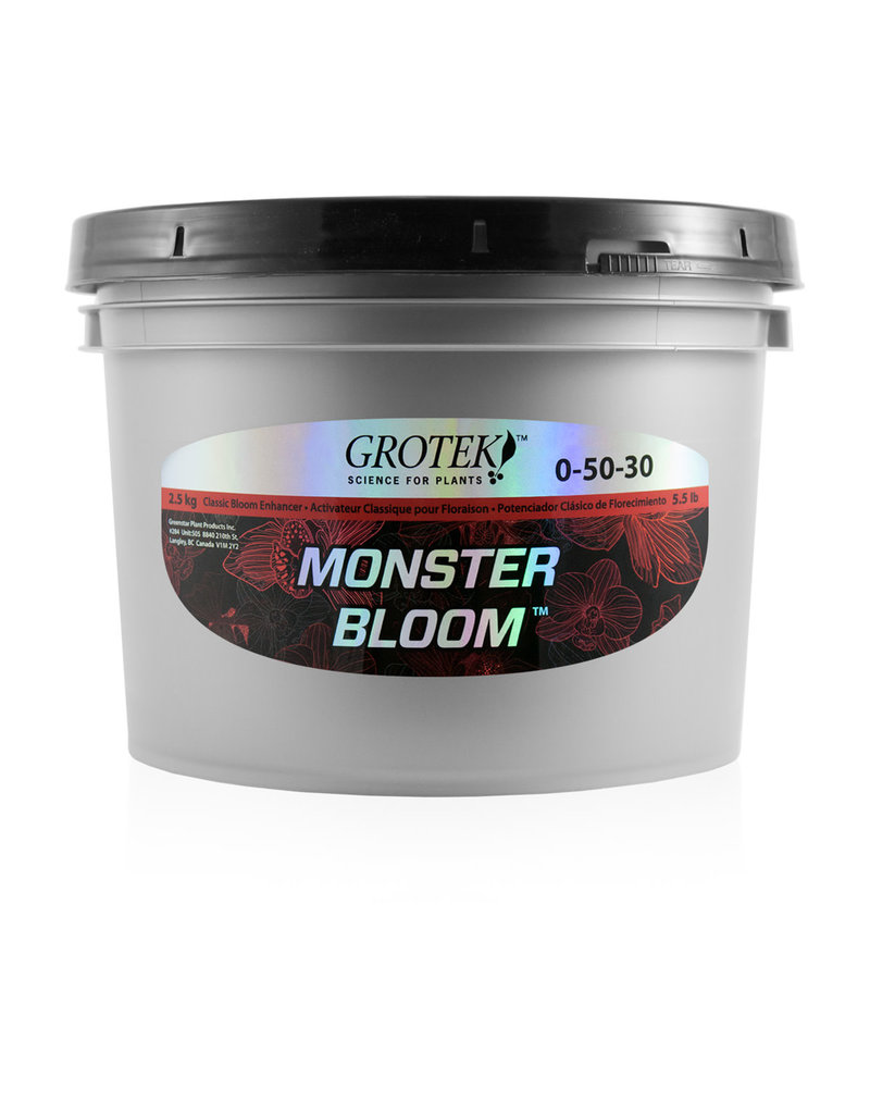 Monster Bloom 2.5 kg- new label