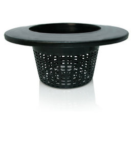 "6"" Wide Lip Bucket Basket Lid, case of 25"