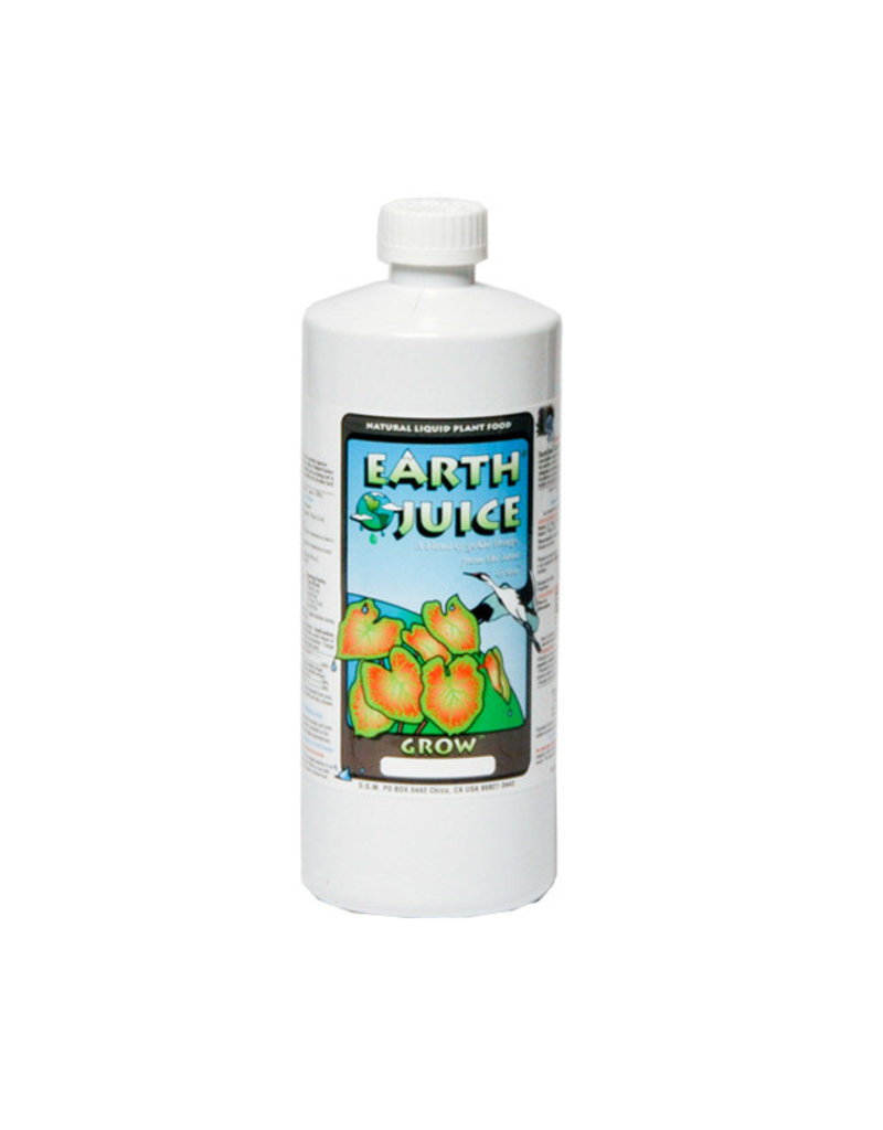 Earth Juice Earth Juice Grow, 1 qt