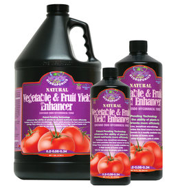 Microbe Life Hydroponics 32oz Vegetable & Fruit Yield Enhancer