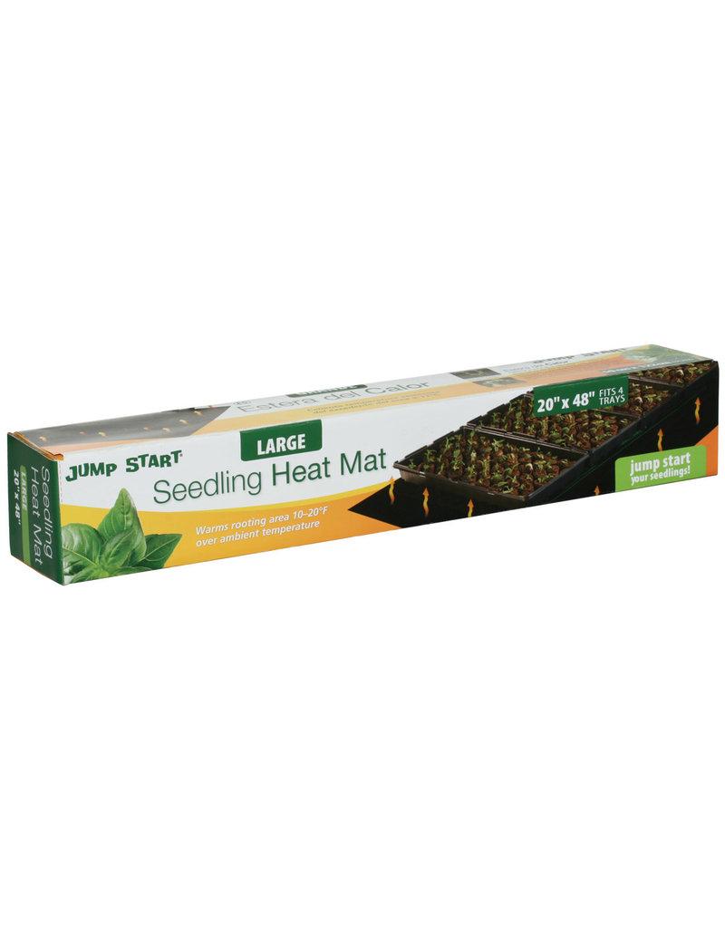 """Hydrofarm Seedling Heat Mat 48""""x20""""   107W"""