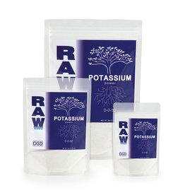RAW Potassium 8 oz (6/cs)