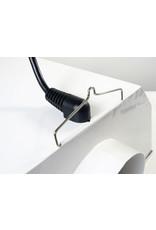 "Hydrofarm Radiant 6"" Air Cool Reflector Unit (includes lens)"
