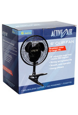 Active Air 6in Clip Fan, 5W