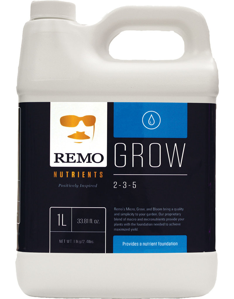 Remo Nutrients Remo's Grow 1L