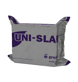"Uni Slab 9.5""x8""x4"", case of 16"