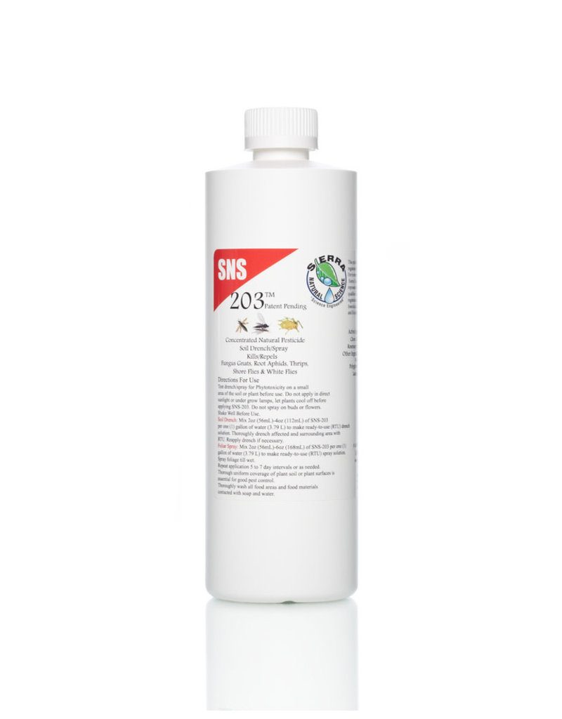 SNS 203 Pesticide Concentrate 16 oz