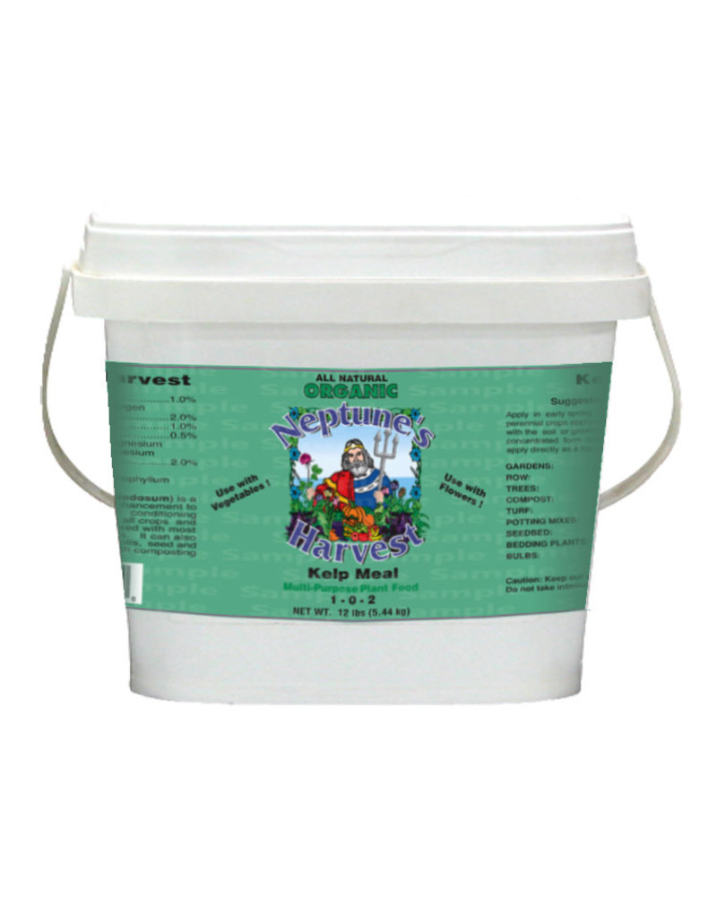 Neptune's Harvest Neptune's Harvest Kelp Meal 12 lb Pail (4/Cs)