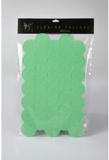 35 Green Soft Cloning Collars