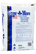 Grow More Water Soluble 20-20-20 25lb