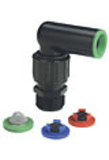 "Swivel Elbow Assembly, 1/2"" & 3/4"""