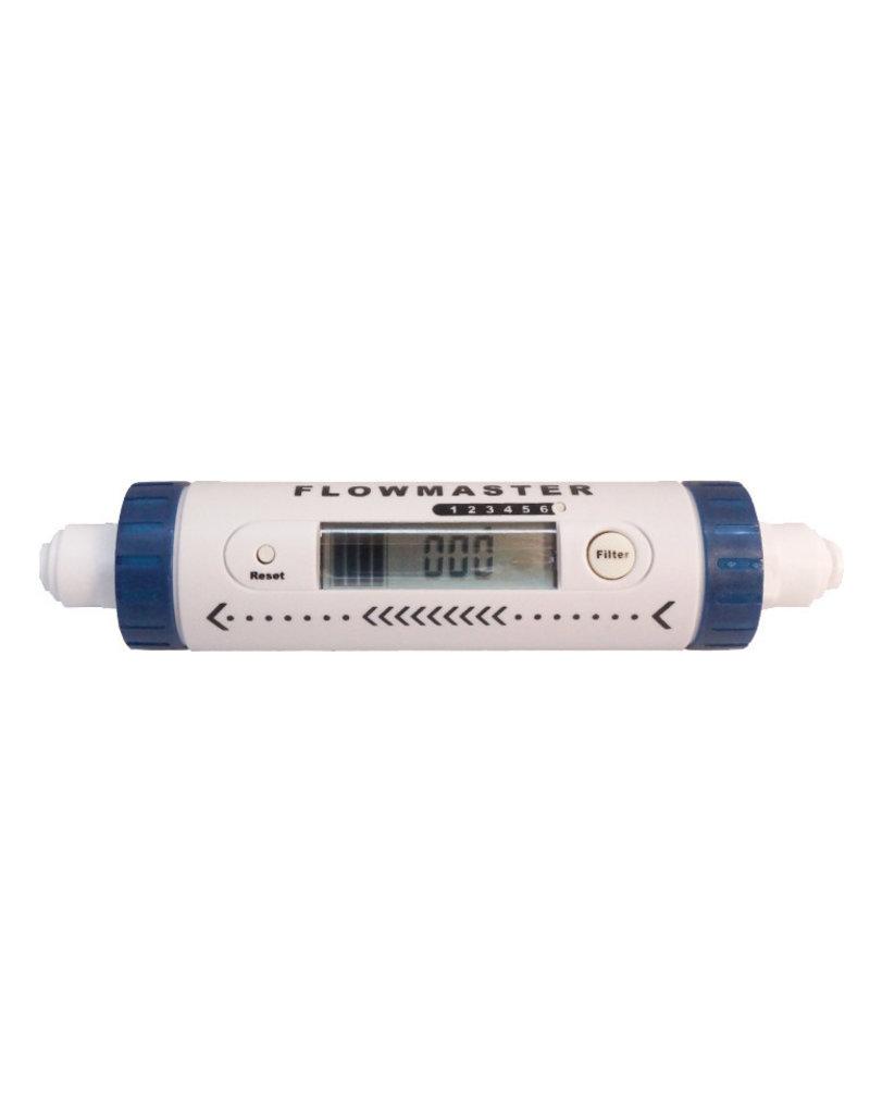 """1/4"""" Flowmaster Ultra Low Flow Model"""
