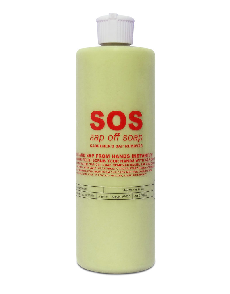 Sap Off Soap 16 oz