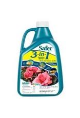 Safer's 3 in 1 Garden Spray 32oz Concentrate
