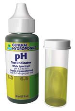 General Hydroponics GH pH Test Kit 1 oz (24/Cs)