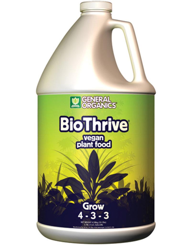 General Organics GH General Organics BioThrive Grow Gallon
