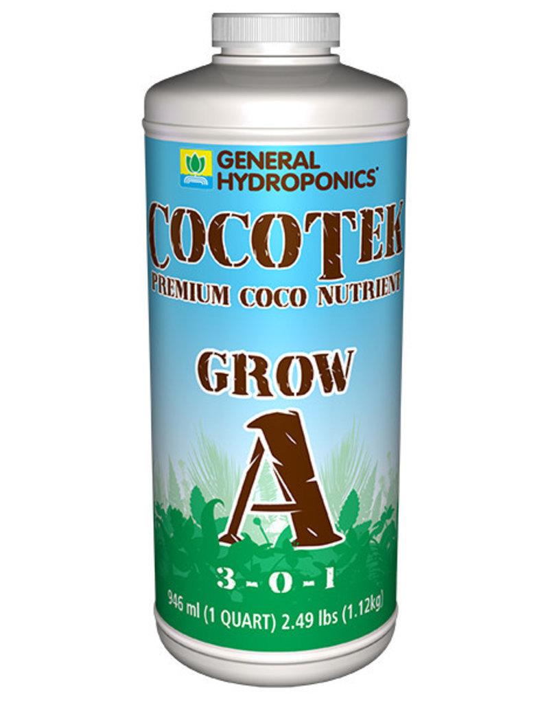 General Hydroponics GH Cocotek Grow A Quart (12/Cs)