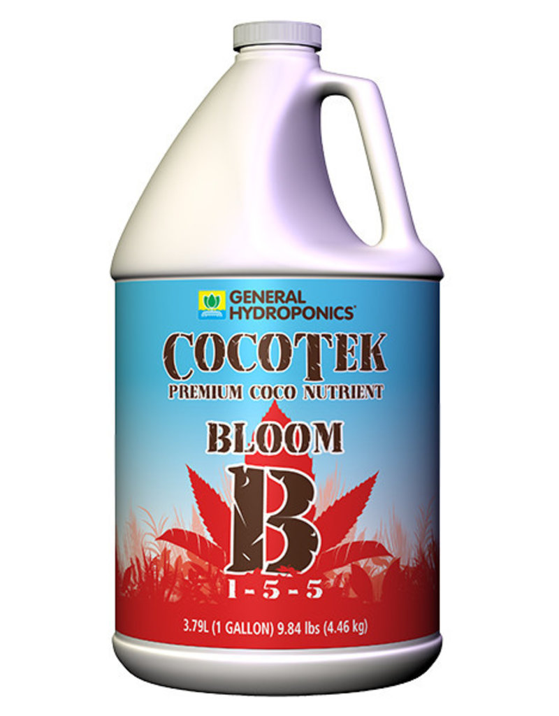 General Hydroponics GH Cocotek Bloom B Gallon