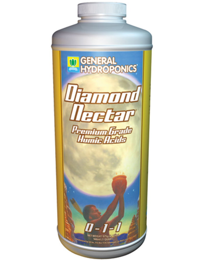 General Hydroponics Diamond Nectar Quart