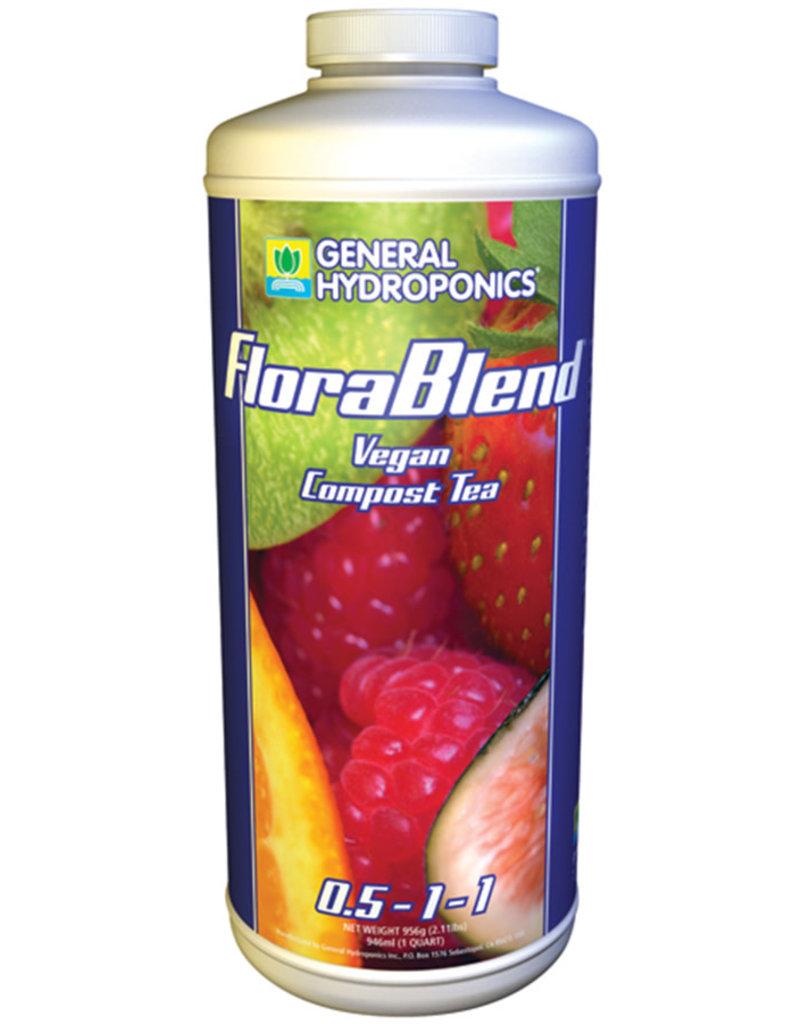 General Hydroponics GH FloraBlend Quart (12/Cs)