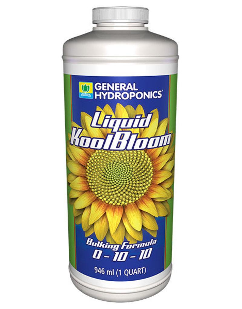 General Hydroponics GH Liquid KoolBloom Quart