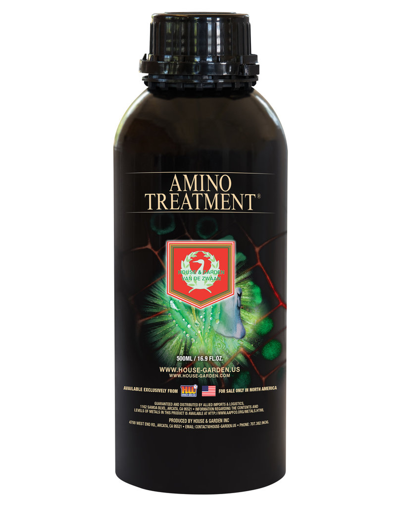 House and Garden House and Garden Amino Treatment 500 ml (8/Cs)