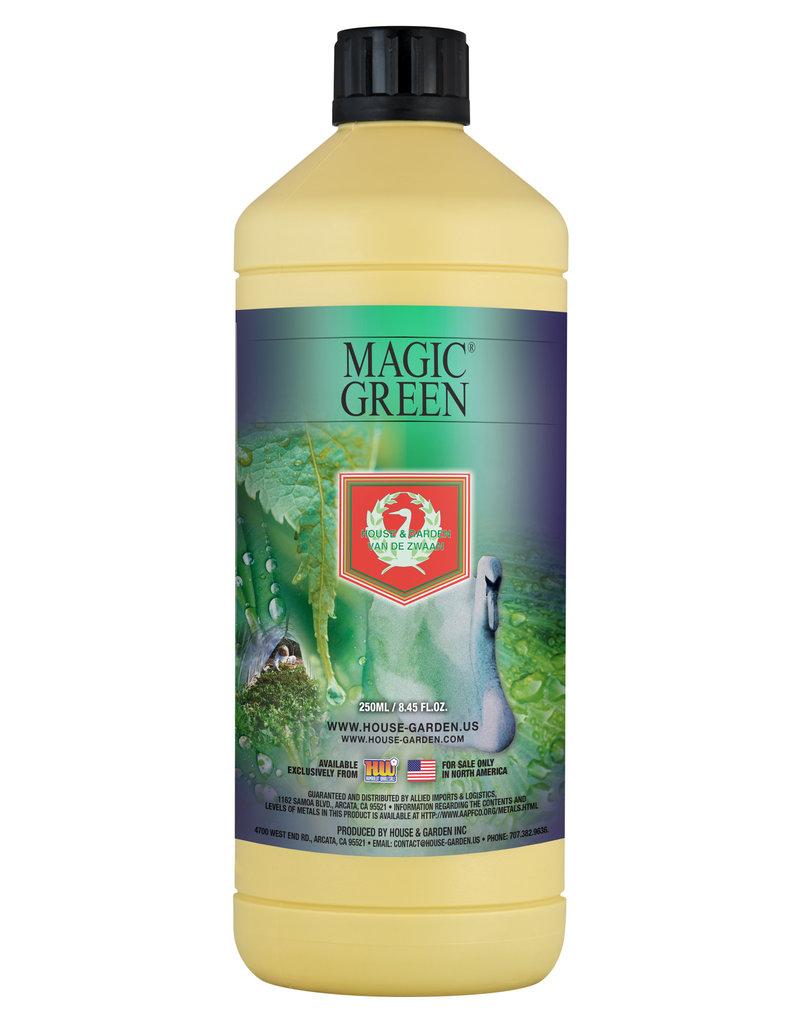 House and Garden House and Garden Magic Green 250 ml (16/Cs)