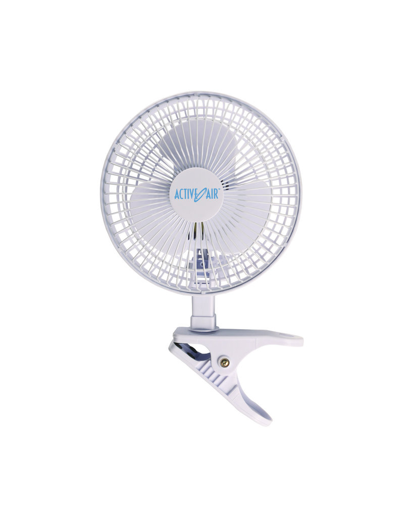 "Active Air 6"" Clip On Fan"