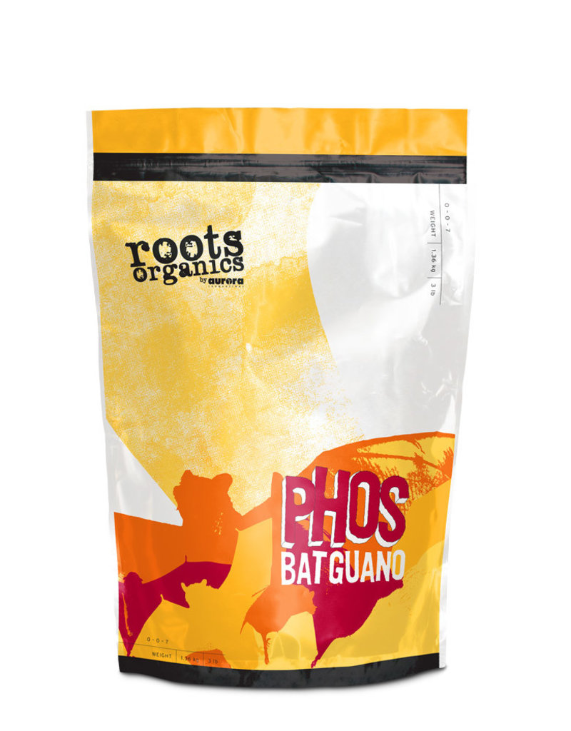 Phos Bat Guano 3 Lb 0-7-0