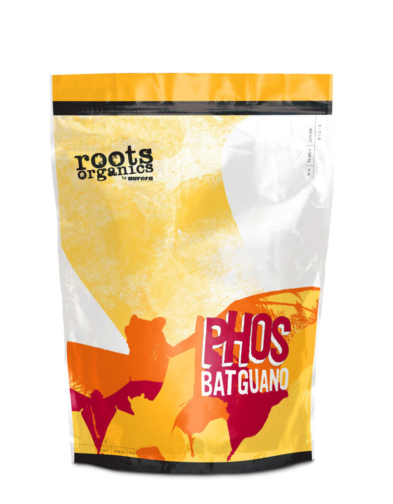 Roots Organics Phos Bat Guano 9 Lb 0-7-0