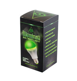 Illuminati Super Green 5w LED Night Light (12/cs)