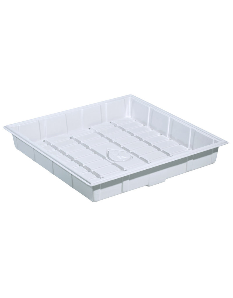 Botanicare Tray 4 ft x 4 ft ID - White