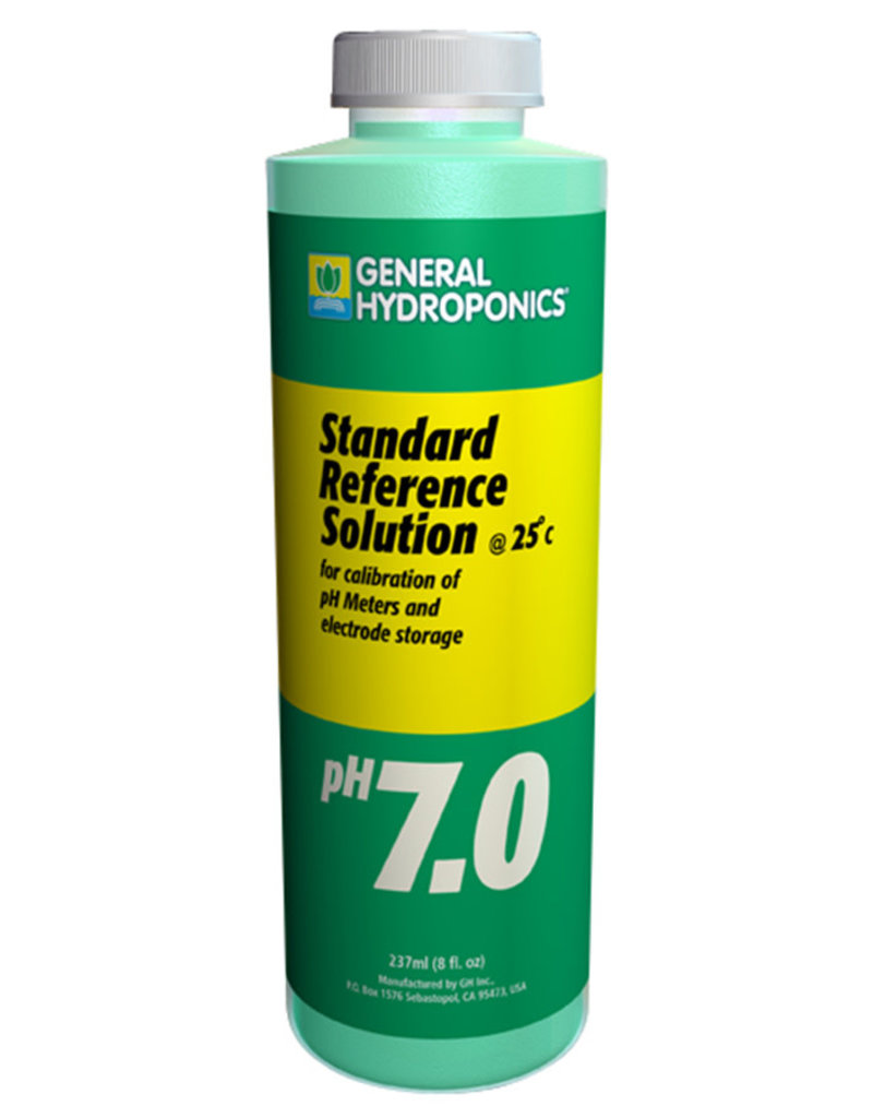 General Hydroponics GH pH 7.01 Calibration Solution 8 oz