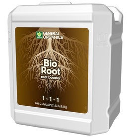 GH General Organics BioRoot 2.5 Gallon (2/Cs)