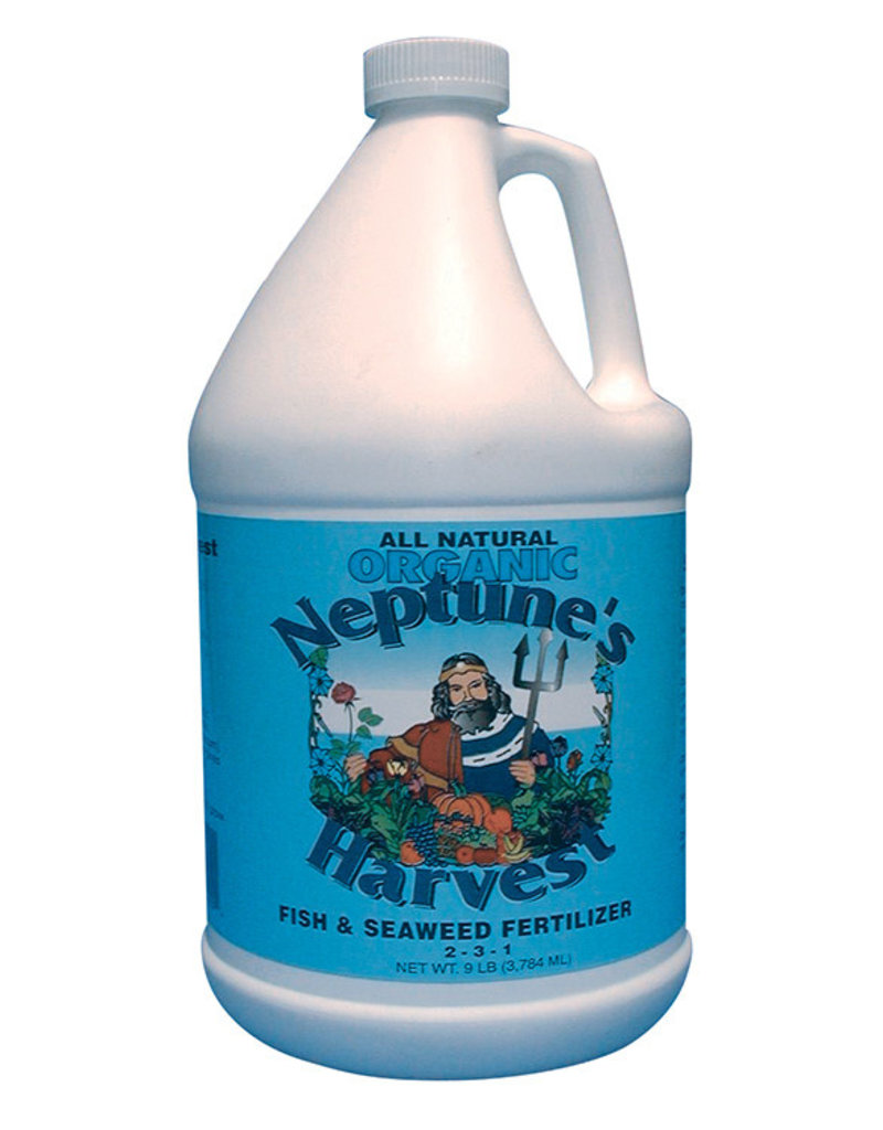 Neptune's Harvest Fish & Seaweed Fertilizer Gallon (4/Cs)