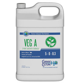 Current Culture Cultured Solutions Veg A Gallon (4/Cs)