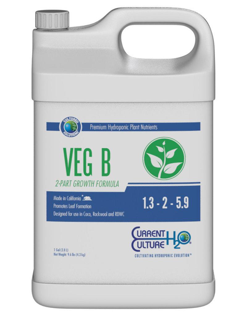 Current Culture Cultured Solutions Veg B Gallon (4/Cs)