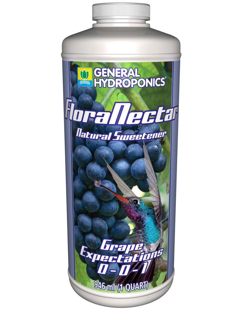 Hydrofarm Flora Nectar Grape Expect Qt