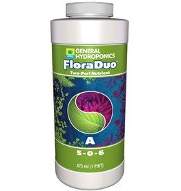General Hydroponics FloraDuo A, 16 oz