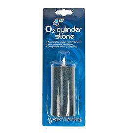 Elemental Solutions O2 Cylinder Stone, 4''