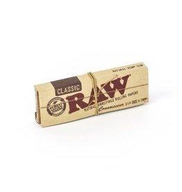 Raw 1 1/4 + Tips