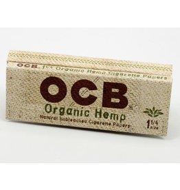 OCB Organic 1 ¼ with tips