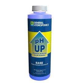 General Hydroponics pH Up, 8 oz