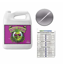 Advanced Nutrients Big Bud Organic 4 Liter