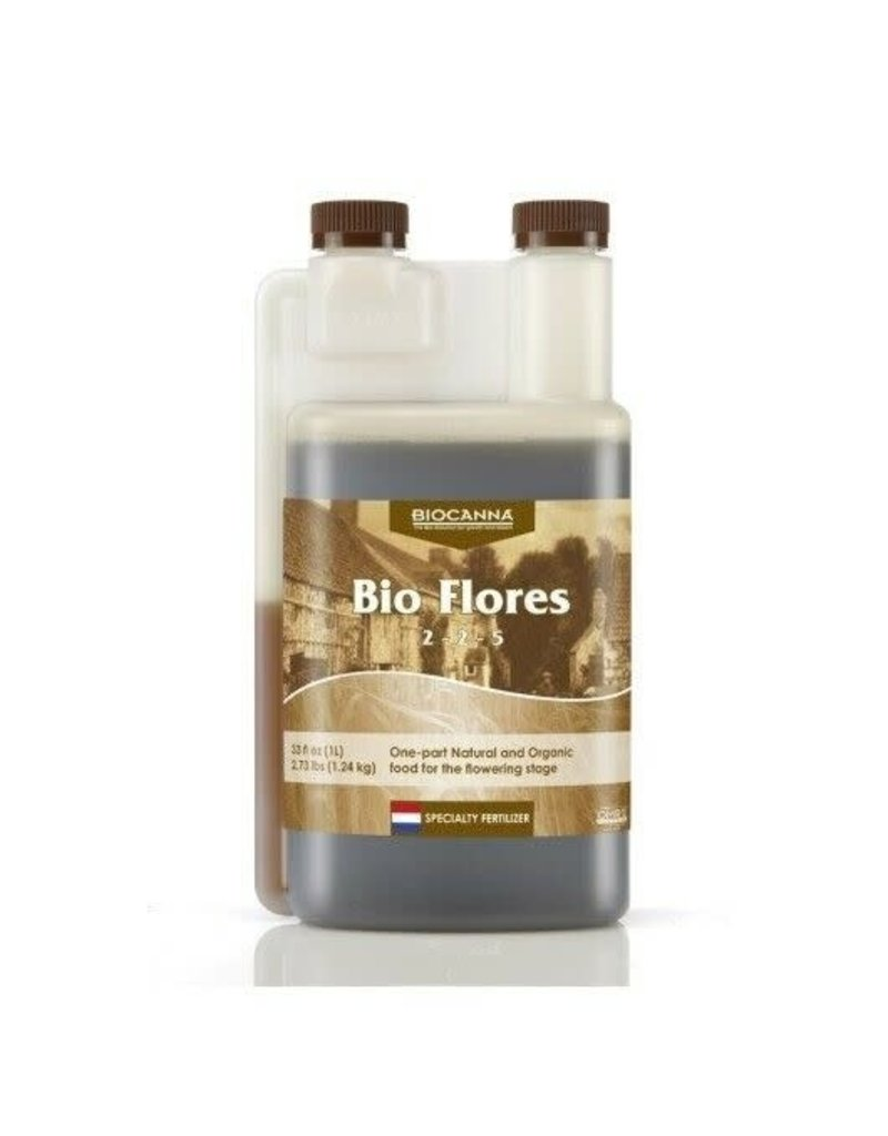 Canna Canna Bio Flores liter